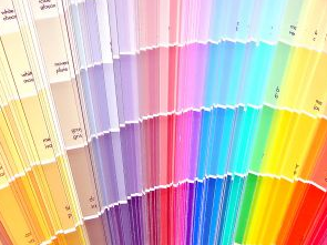 triple quality painting Color Chips