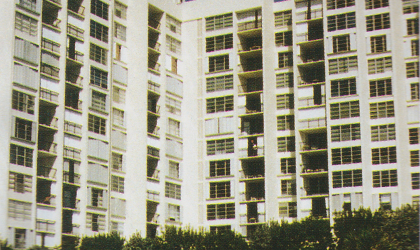 High, Mid and Low Rises