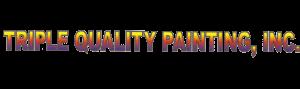 triple quality painting inc logo